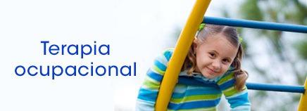 terapia ocupacional rehabilitación pediátrica