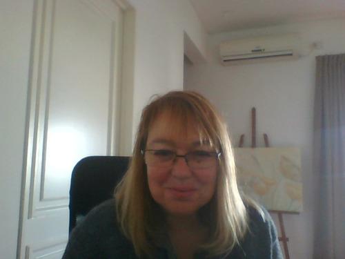 terapia on line -   psicologa uba - vivis en el exterior/int