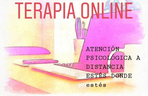 terapia psicologica congnitiva conductual on line