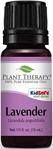 terapia vegetal aceite esencial de lavanda. 100% puro, sin