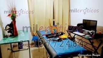 terapias relajantes y deportivas sede o domicilios.