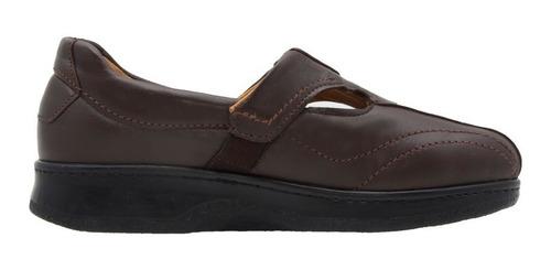 terapie 116 café calzado zapatos diabetico confort dama