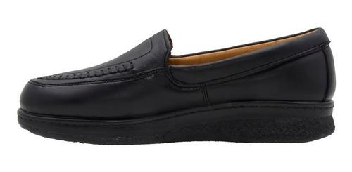 terapie 123 negro calzado zapatos diabetico confort dama