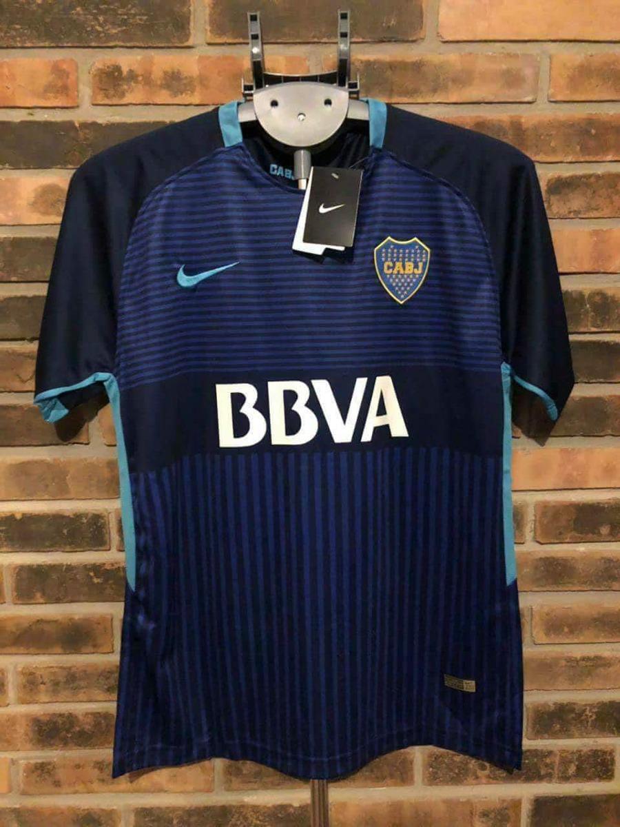a8a9a54dd7 Terceira Camisa Boca Juniors Azul #9 Benedetto - Third - R$ 160,00 ...