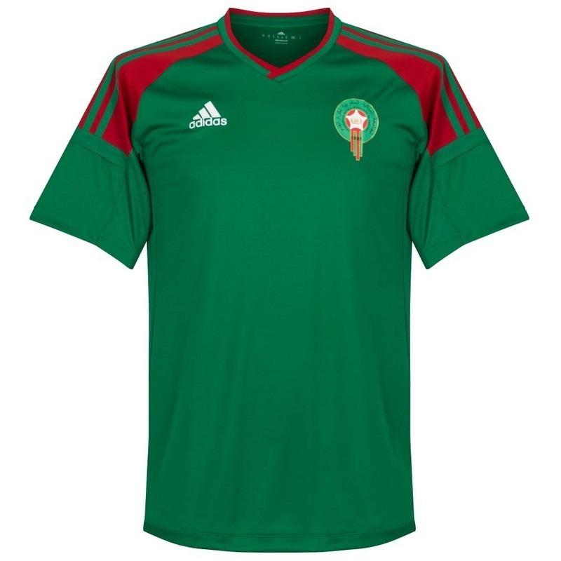 b20095f0e terceira camisa de marrocos - copa 2018 - via encomenda. Carregando zoom.