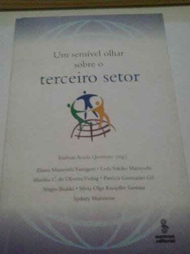terceiro setor - ongs kit com 4 livros
