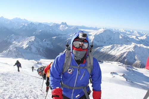 tercera capa, 100% impermeable/respirable. alpinismo, canada