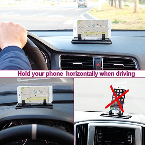 tercera generación, ipow sticky silicona car dash pad mat e
