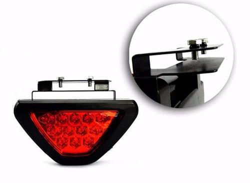 tercera luz de freno stop para auto - lampara led de freno
