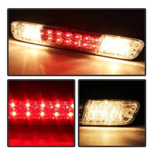 tercera luz de freno tipo led gmc canyon 2004 - 2012 nueva!!