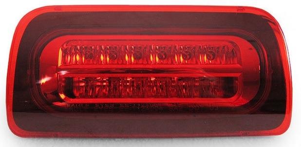 Tercera Luz De Freno Tipo Led S S Sonoma D Nq Np Mlm F on 2004 Gmc Sonoma