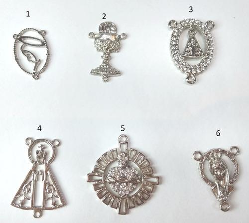 terço noiva prata cristal boreal tcheco personalizado frete