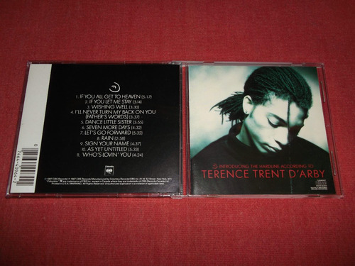 terence trent d'arby introducing hardline cd usa 1990 mdisk