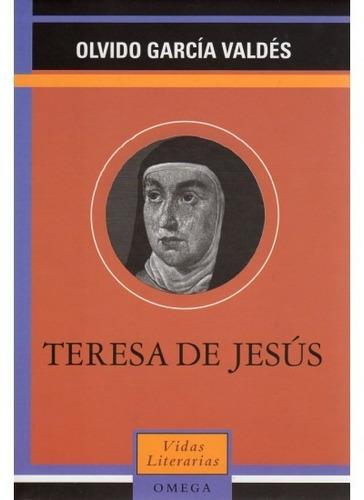 teresa de jesus(libro biografías)