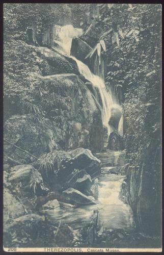 teresópolis - cascata musso - 04011302