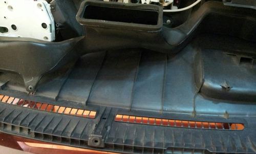 terios sistema aire acondicionado interno del tablero.