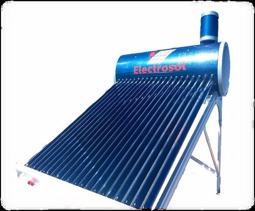terma solar 240 litros tubos al vació