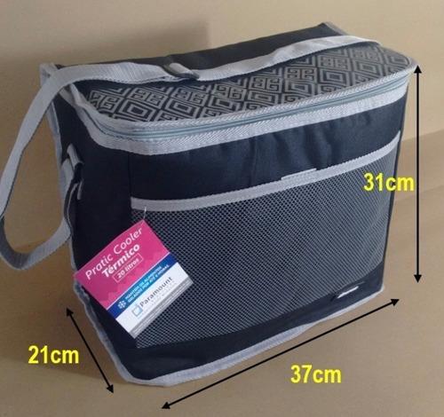 térmica camping bolsa
