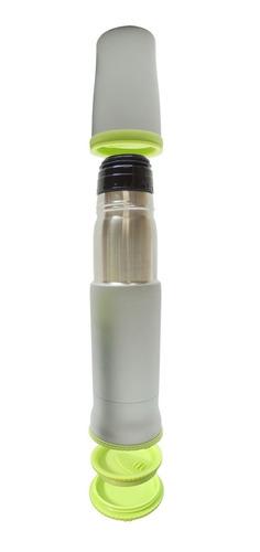 térmica camping garrafa