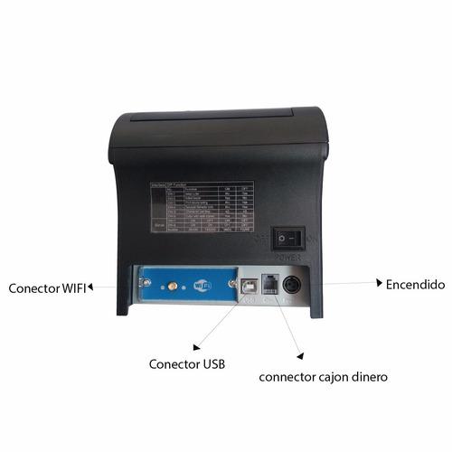 termica epson impresora