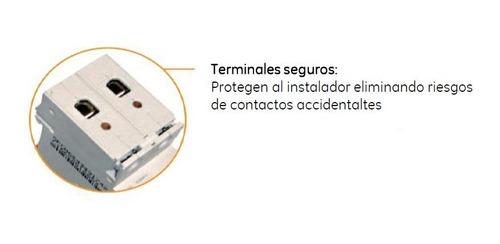 termica general electric 2x25a