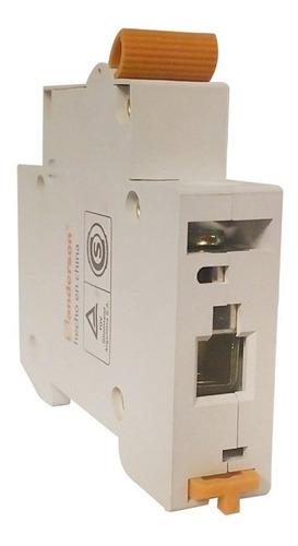 termica llave unipolar 1x25 sanderson termomagnetica 3ka