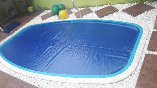 térmica piscina capa