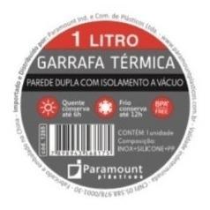 térmica termic garrafa
