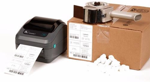 termica zebra impresora