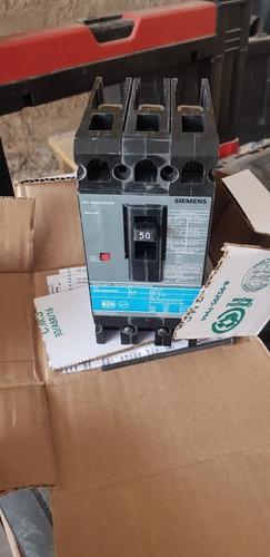termico 50 amp siemens
