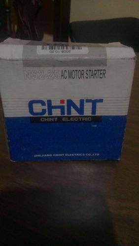 termico guarda motor ns5-25 de 4-6.3 amp