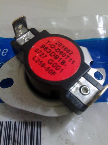 termico secadora general electric we4x584
