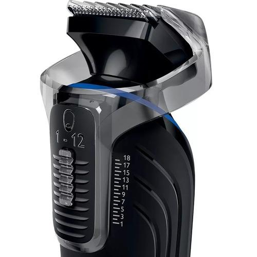 terminador recargable philips norelco con accesorios qg3330