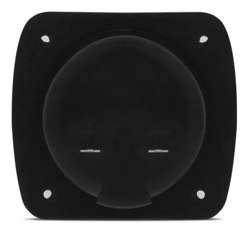 terminal borne technoise para caixa acústica com fusível