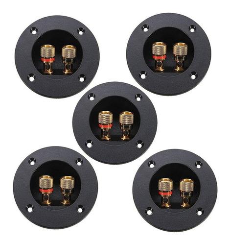 terminal conector para cajones, subwofer car audio c/u