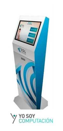 terminal de autogestión de turnos - totem digital