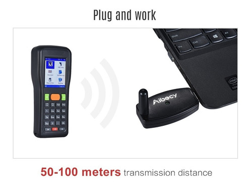 terminal de datos inventario handheld aibecy lm3306