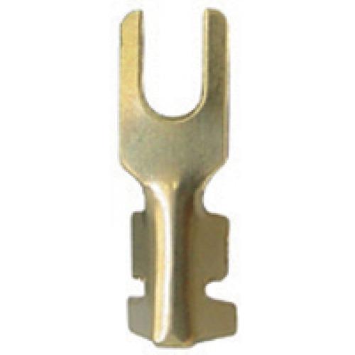 terminal de fio aberto forquilha para módulo
