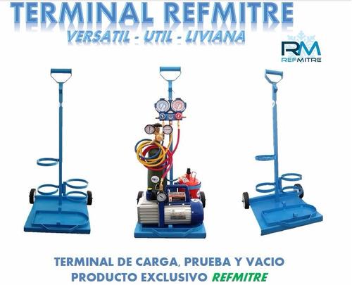 terminal de herramientas refrigeracion completo refmitre