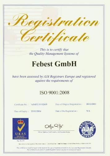 terminal dirección corolla 95 al 2002 toyota febest 0121-401