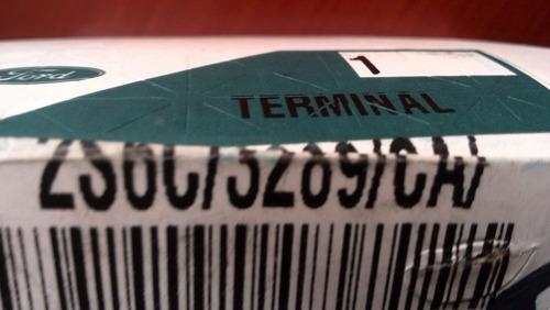 terminal direccion derecho eco sport 4x4 original