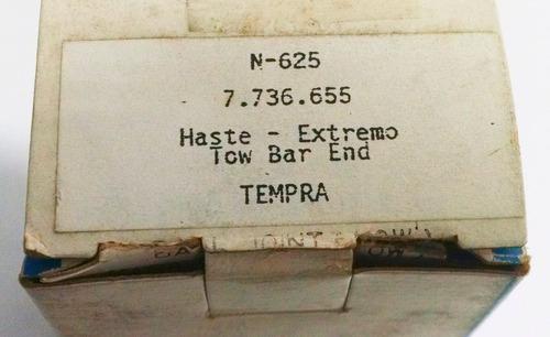 terminal do tirante traseiro rosca dir. tempra - nakata n625