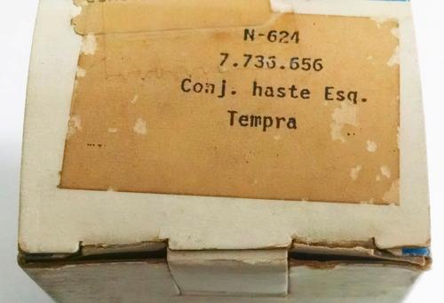 terminal do tirante traseiro rosca esq. tempra - nakata n624