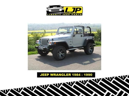 terminal jeep wrangler 1984 - 1990