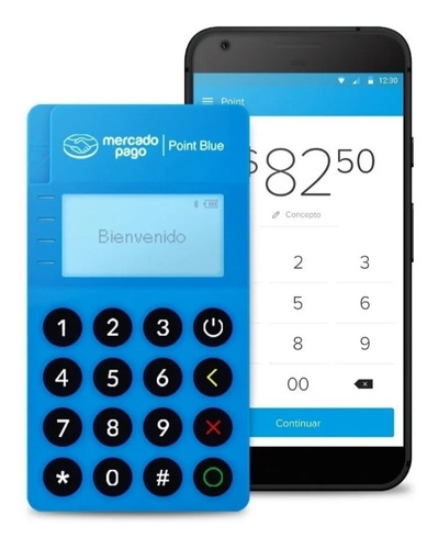terminal portátil para cobro con tarjetas de crédito ,debito