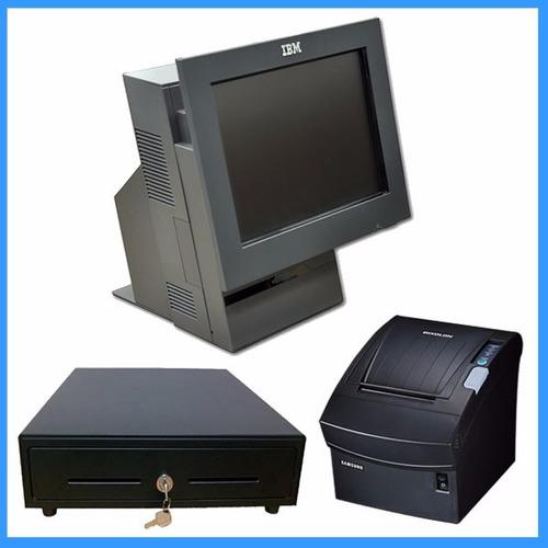 terminal punto de venta touch impresora termica cajon nuevo