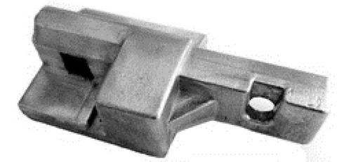 terminal track alumínio kit c/ 2 peças capotas prudentina
