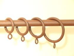 terminales barral cortinas hierro forjado patinado barrales