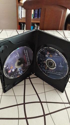 terminator 3: rise of the machines - edición especial 2 dvds