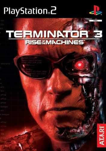 terminator 3 rise of the machines  ps2 ps3